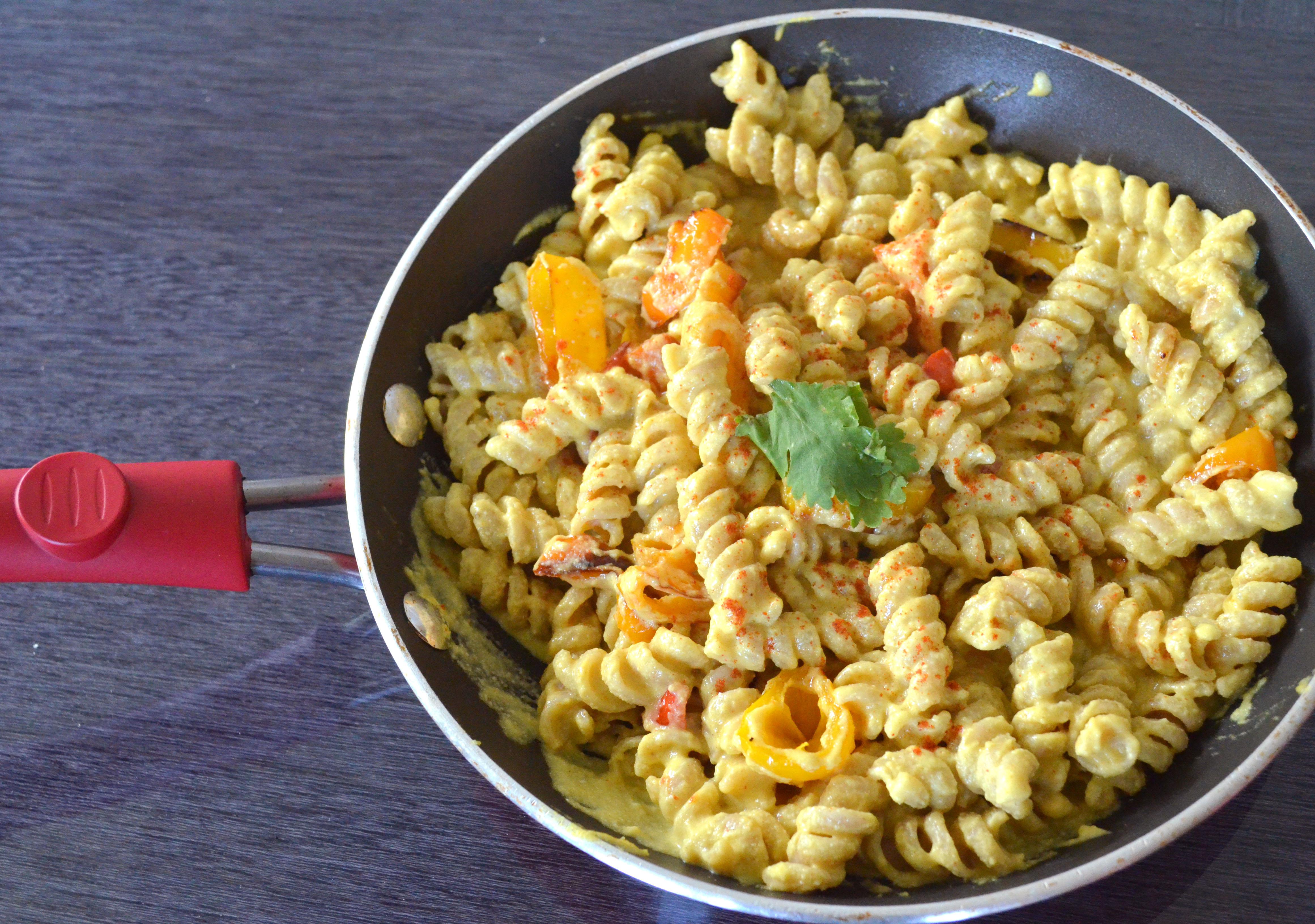 Vegan Eats: Mac n 'Cheese'!