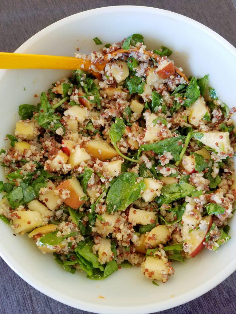 Walnut Apple Salad