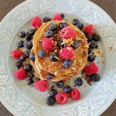 Vegan Pancakes and Abundance